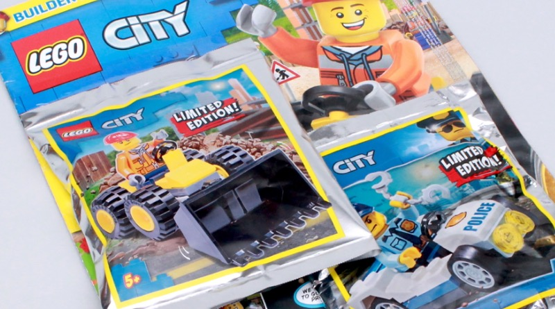LEGO CITY Magazine Issue 36 Featured 1