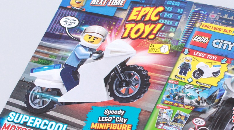 LEGO CITY Magazine Issue 36 Featured 2