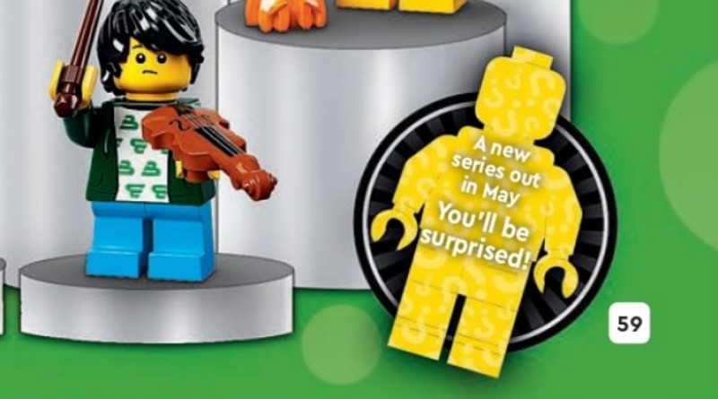 LEGO CMFs 2021 Catalogue Featured