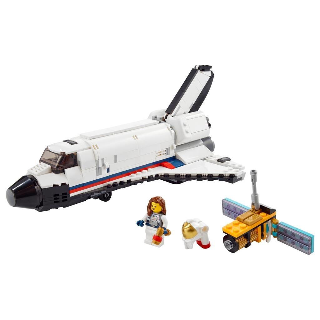 LEGO CREATOR 31117 SPACE SHUTTLE ADVENTURE 2 1024x1024