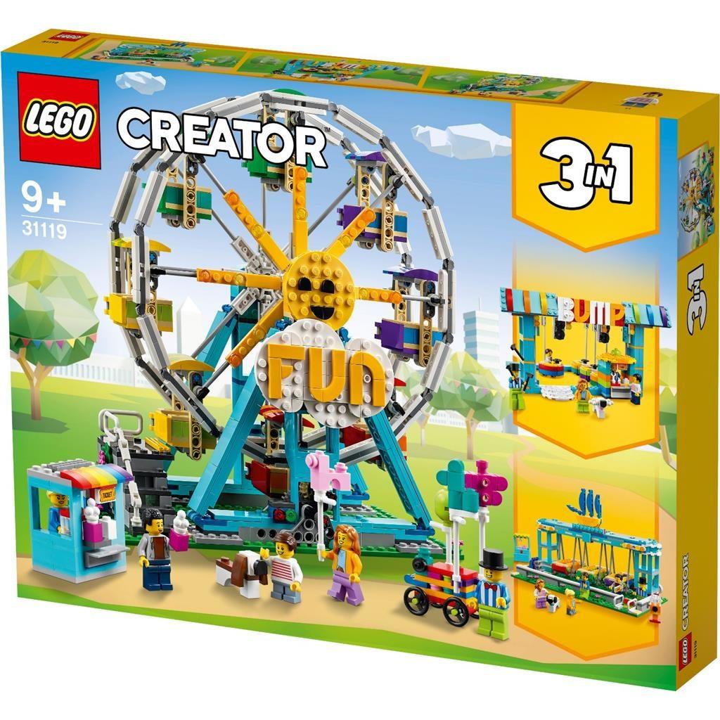 LEGO CREATOR 31119 FERRIS WHEEL 1