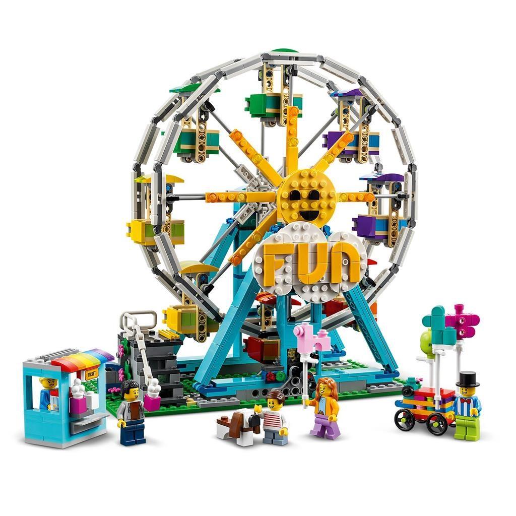 LEGO CREATOR 31119 FERRIS WHEEL 2 1024x1024