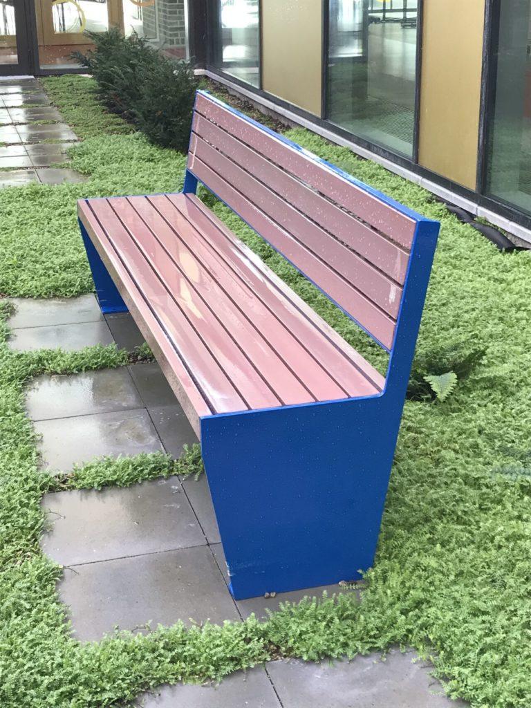 LEGO Campus Billund Bench