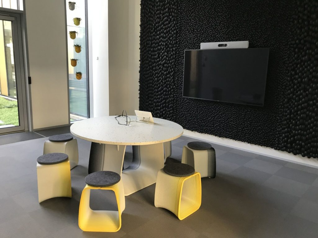 LEGO Campus Billund Meeting Room