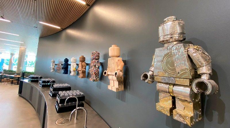 LEGO Campus Billund Minifigures