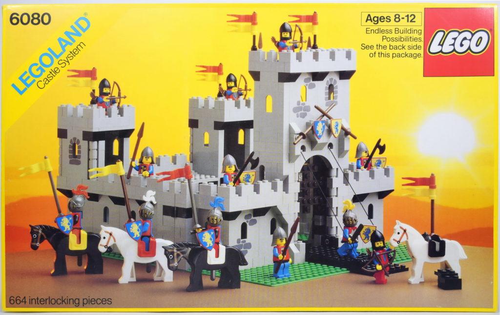 LEGO Castle 6080 Kings Castle