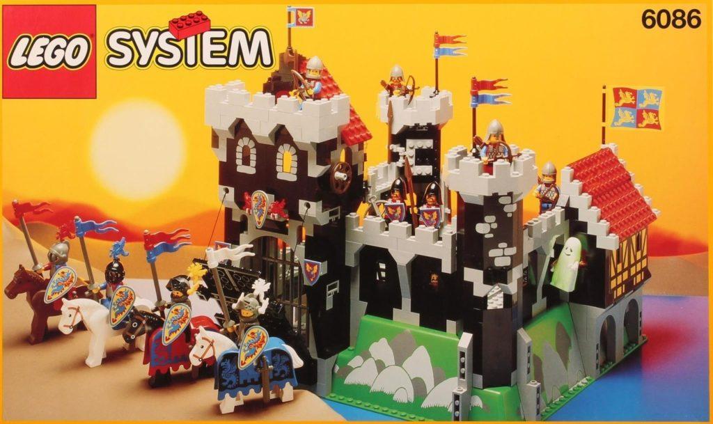 LEGO Castle 6086 Black Knights Castle