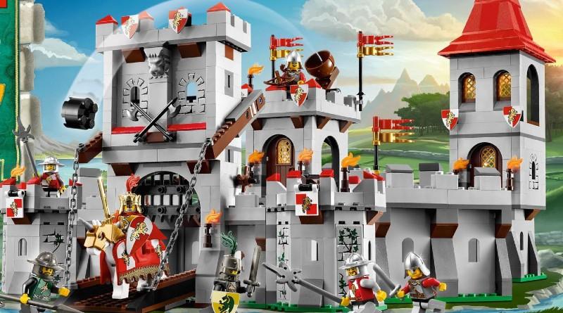 LEGO Castle Featured