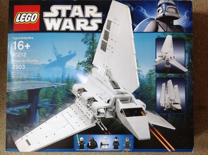 LEGO Catawiki 10212 Imperial Shuttle