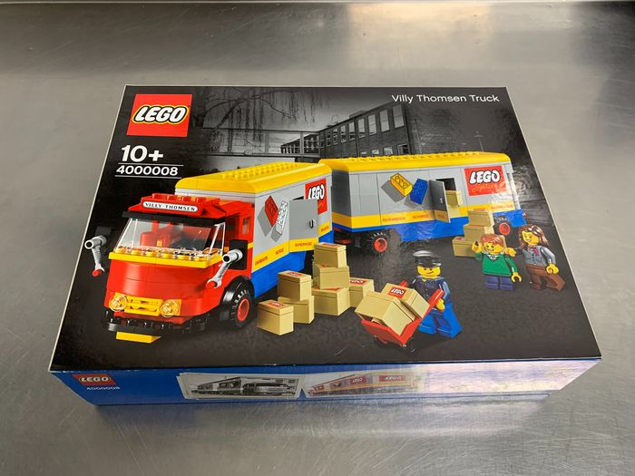 LEGO Catawiki 4000008 Villy Thomsen Truck
