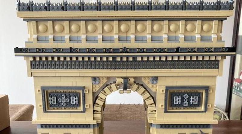 LEGO Catawiki Arc De Triomphe Featured