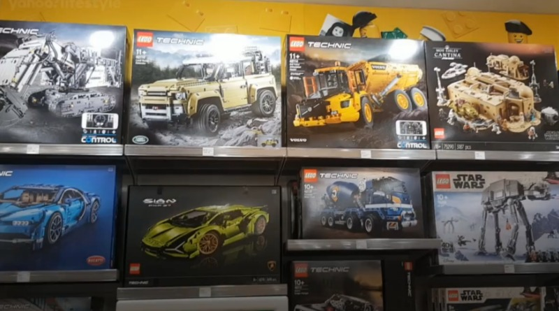 LEGO Certified Store Adults Corner Featured