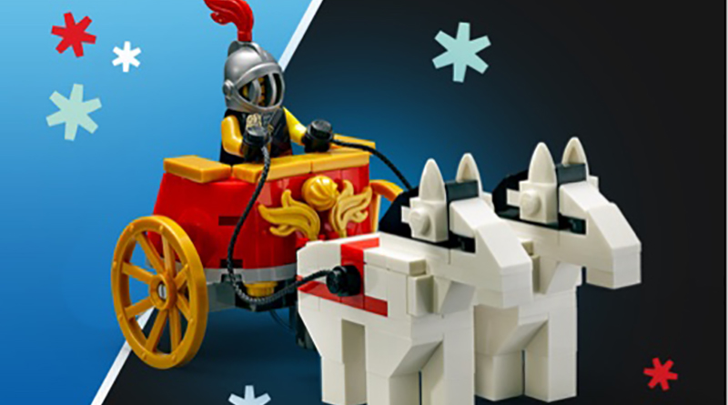 LEGO Chariot Featured