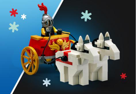 LEGO Chariot