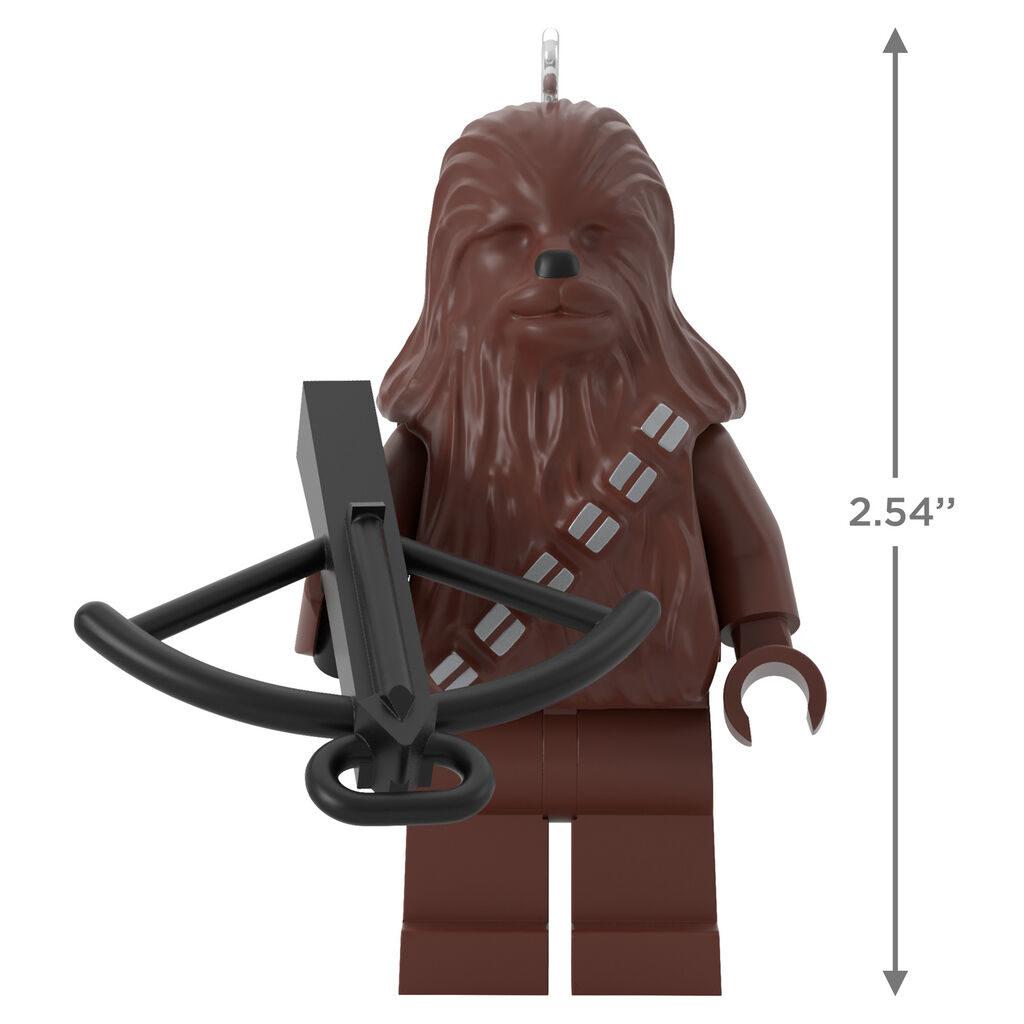 LEGO Chewbacca Ornament 1 1024x1024