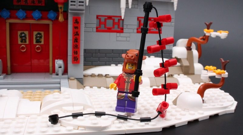 LEGO Chinese New Year 80106 Story Of Nian Review Featured 1 800x445