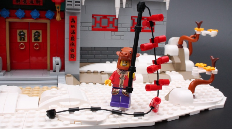 LEGO Chinese New Year 80106 Story Of Nian Review Featured 1