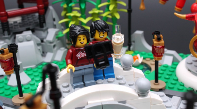 LEGO Chinese New Year 80107 Spring Lantern Festival Review Featured