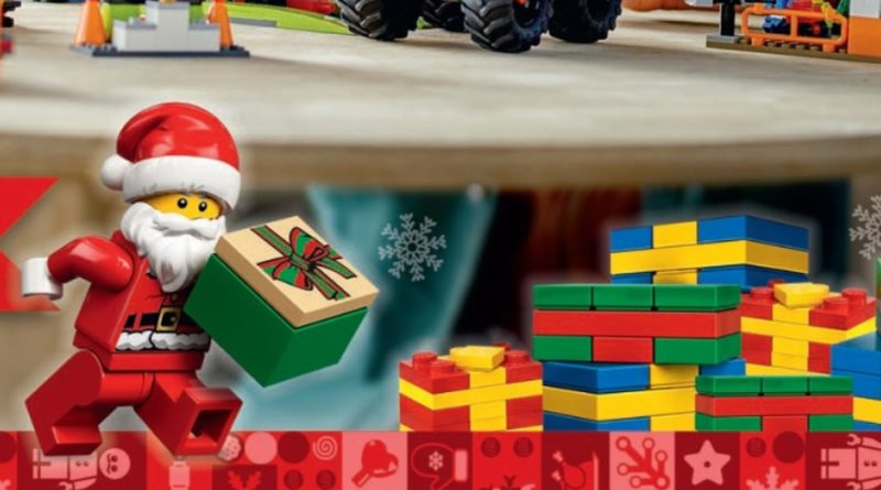 LEGO Christmas 2021 catalogue online featured