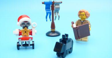 LEGO Christmas Calendar