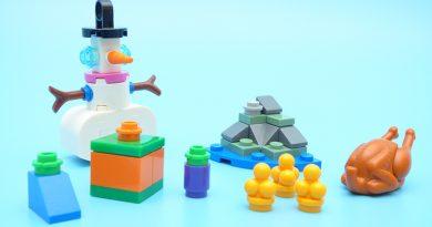 LEGO Christmas Advent Calendars 2019