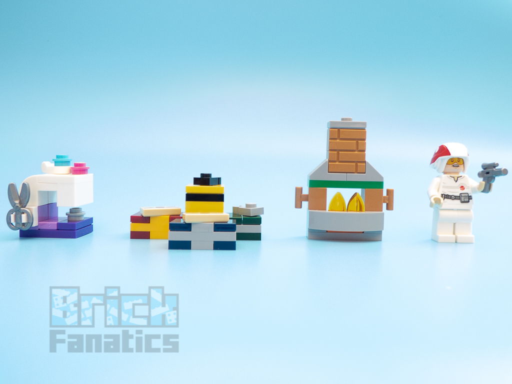 LEGO Christmas Advent Calendars 2023 16
