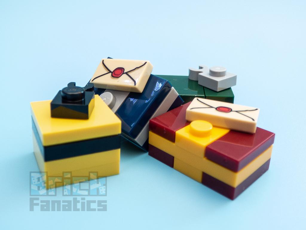 LEGO Christmas Advent Calendars 2023 19
