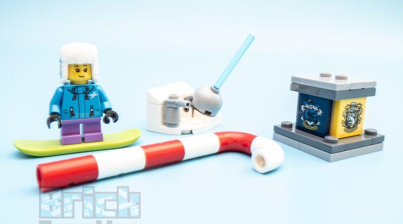 LEGO Christmas Advent Calendars 2023 2