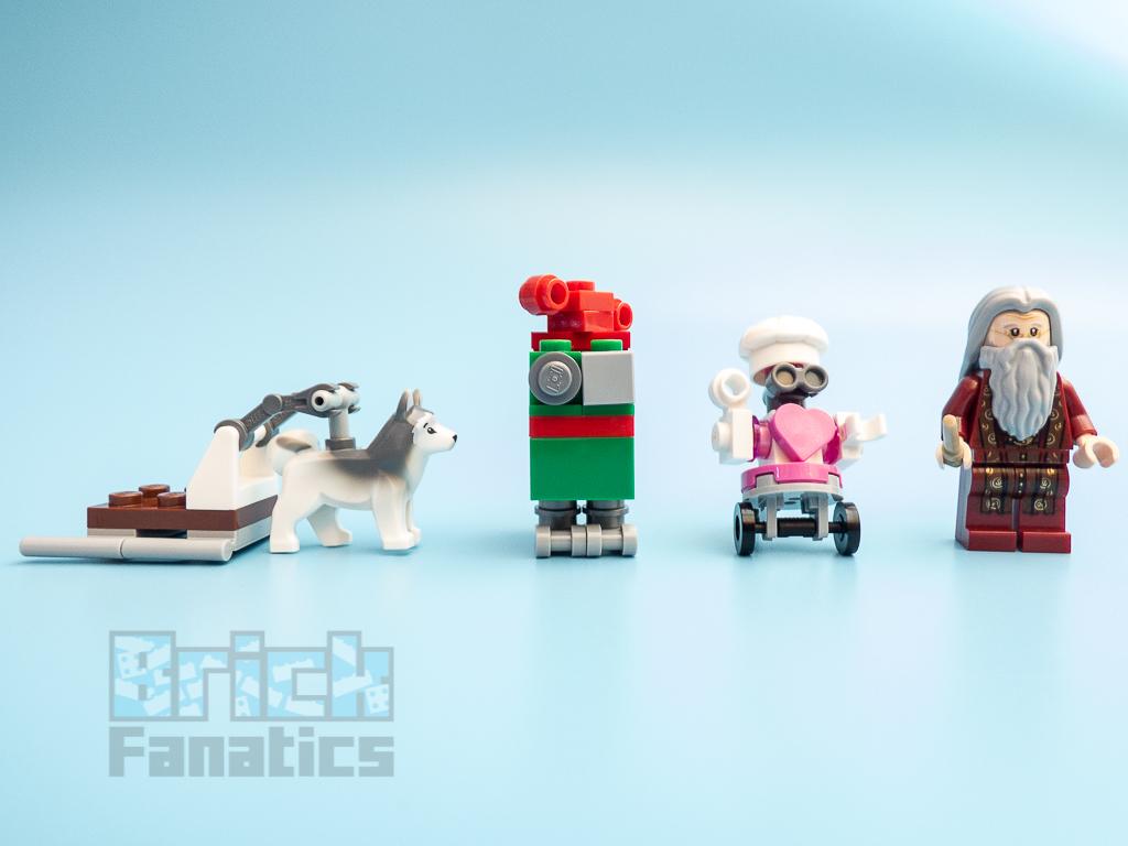 LEGO Christmas Advent Calendars 2023 22