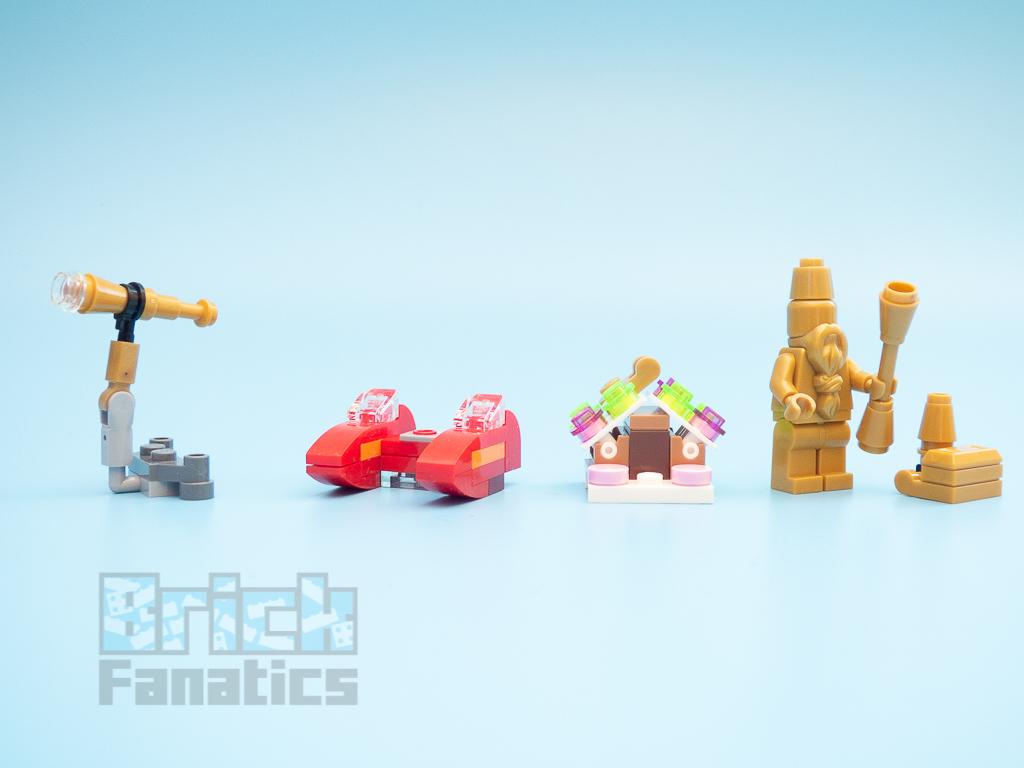 LEGO Christmas Advent Calendars 2023 8