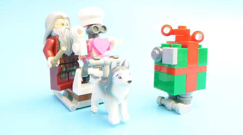 LEGO Christmas Advent Calendars 2023 Featured 3