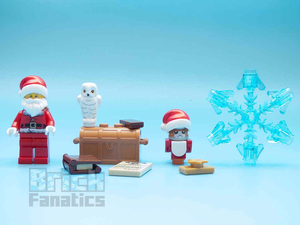 LEGO Christmas Advent Calendars 24 2