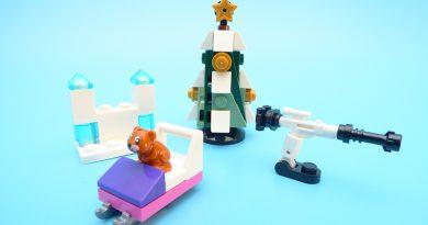 LEGO Christmas Advent Calendars