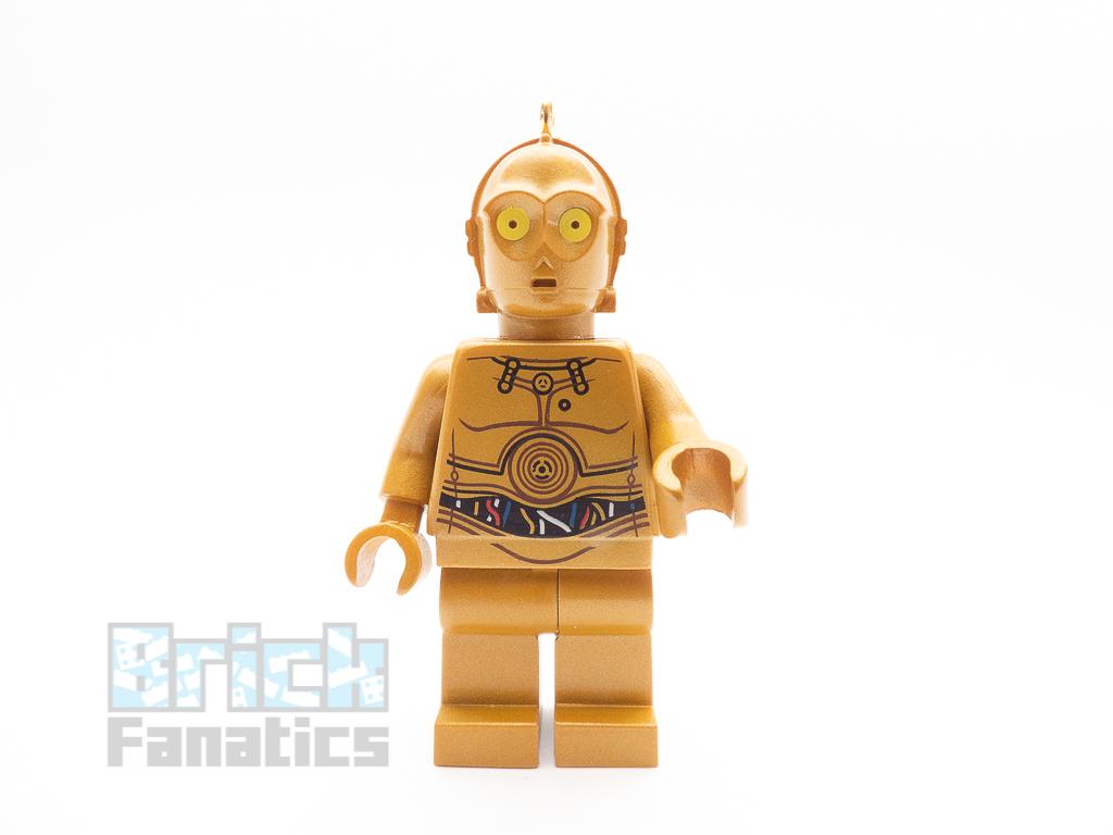 LEGO Christmas Hallmark Ornaments 2019 1