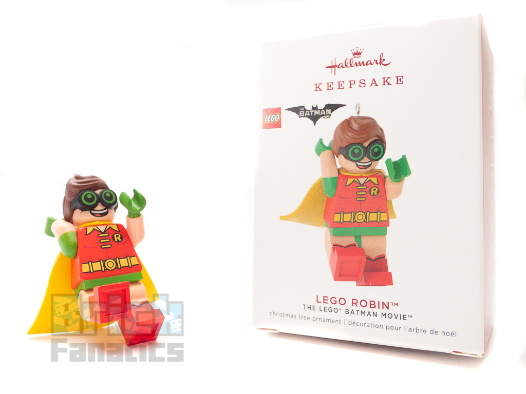 LEGO Christmas Hallmark Ornaments 2019 18
