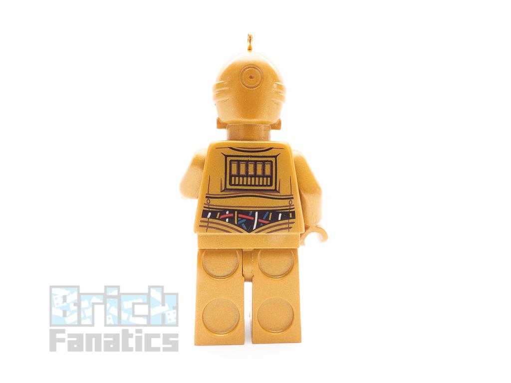 LEGO Christmas Hallmark Ornaments 2019 3