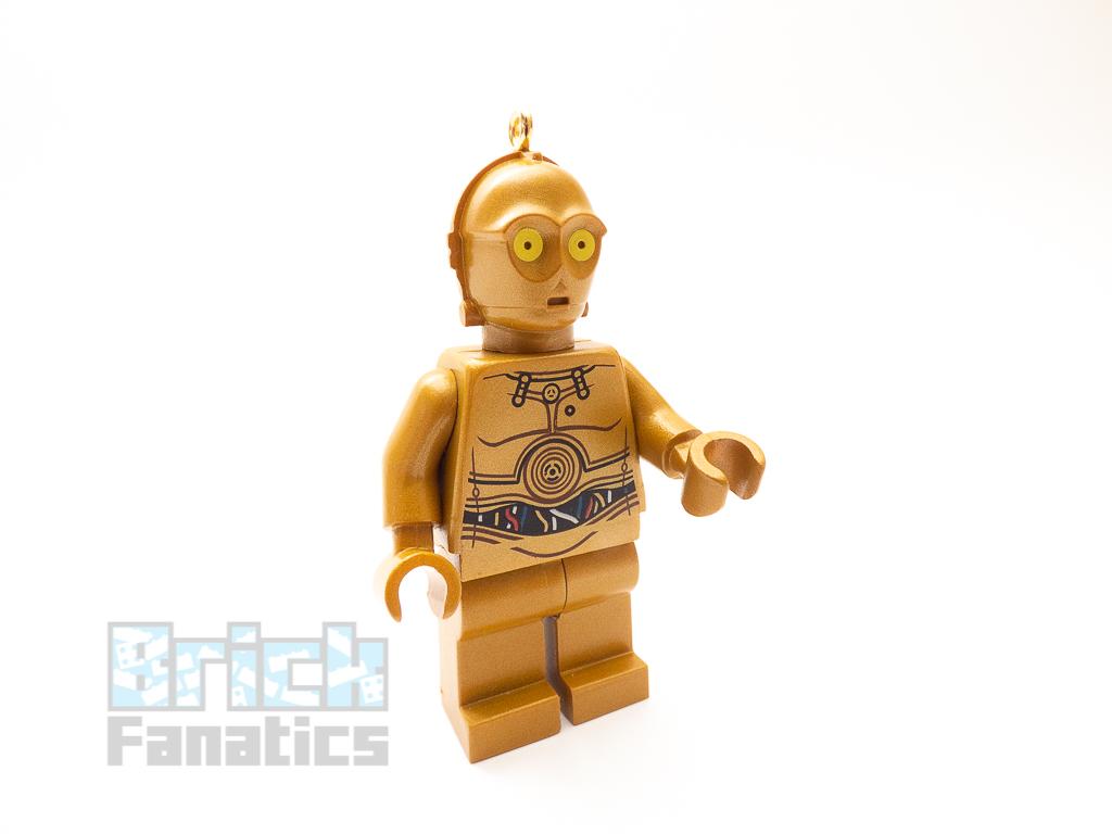 LEGO Christmas Hallmark Ornaments 2019 4