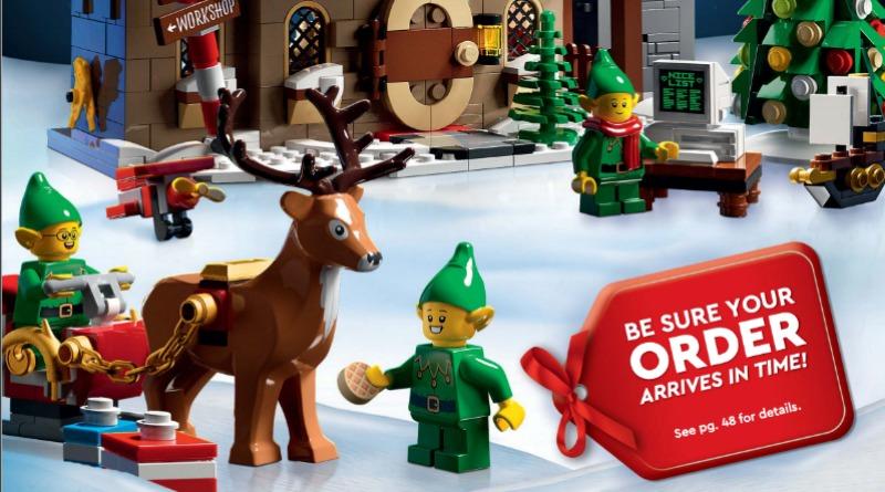 LEGO Christmas Catalogue 2020 Featured