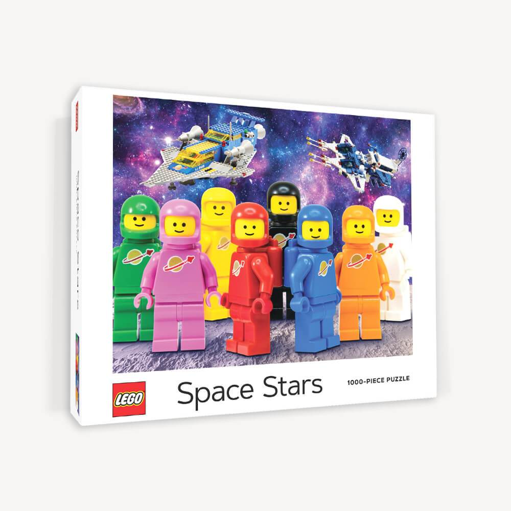 LEGO Chronicle Books Space Stars Puzzle