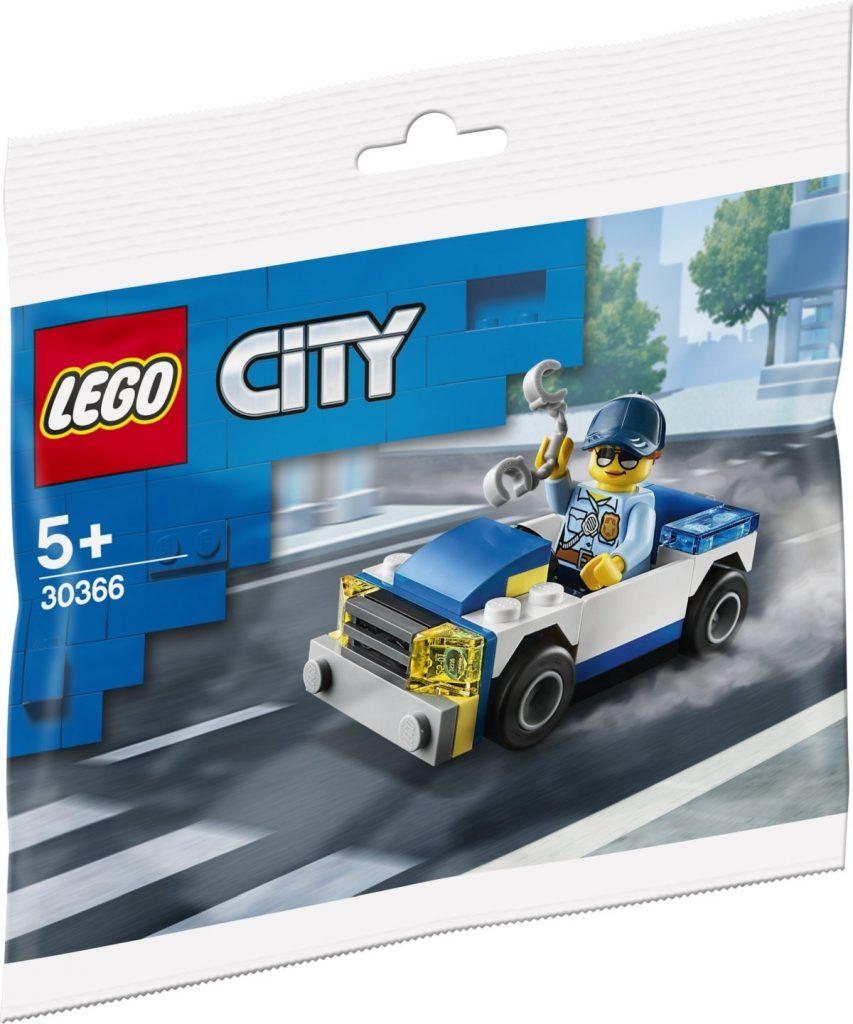 LEGO City 30366 Police Car