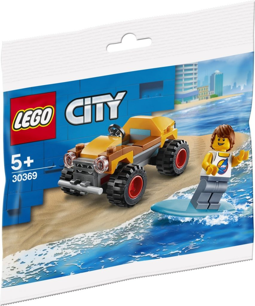 LEGO City 3039 Beach Buggy