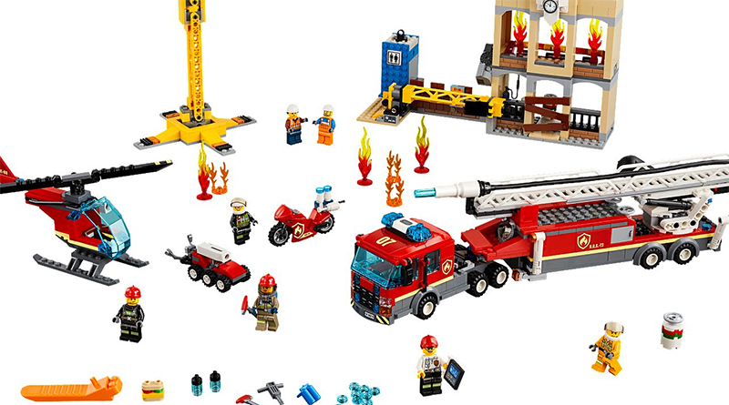 LEGO-City-60216-Downtown-Fire-Brigade