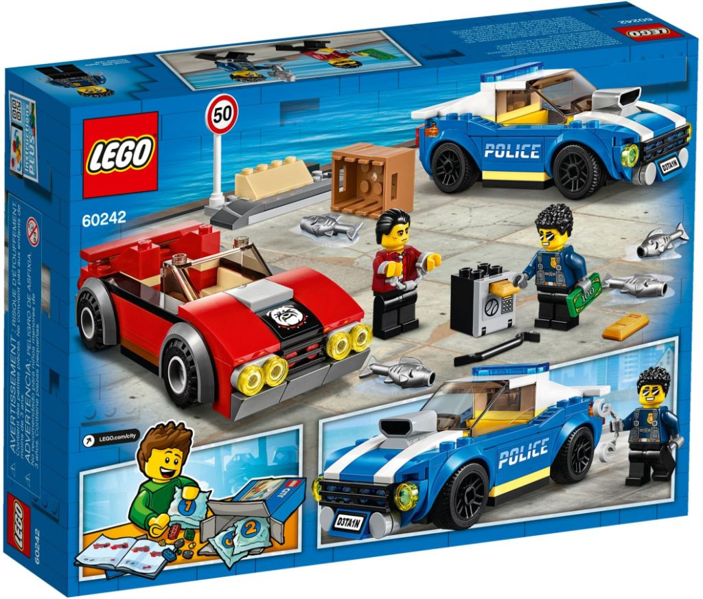 LEGO City 60242 Police Highway Arrest 4