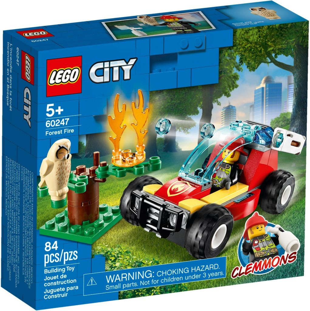 LEGO City 60247 Forest Fire 1