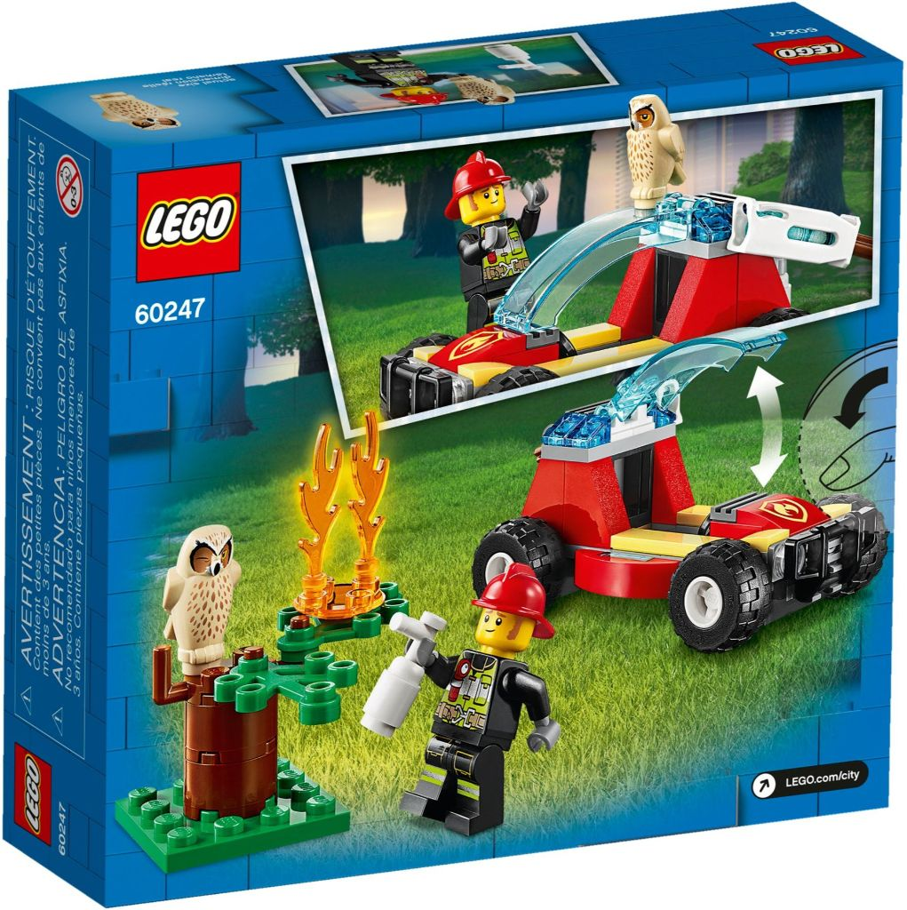 LEGO City 60247 Forest Fire 4