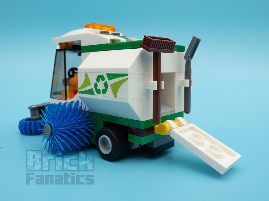 LEGO City 60249 Street Sweeper 60