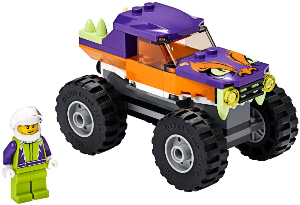 LEGO City 60251 Monster Truck 1