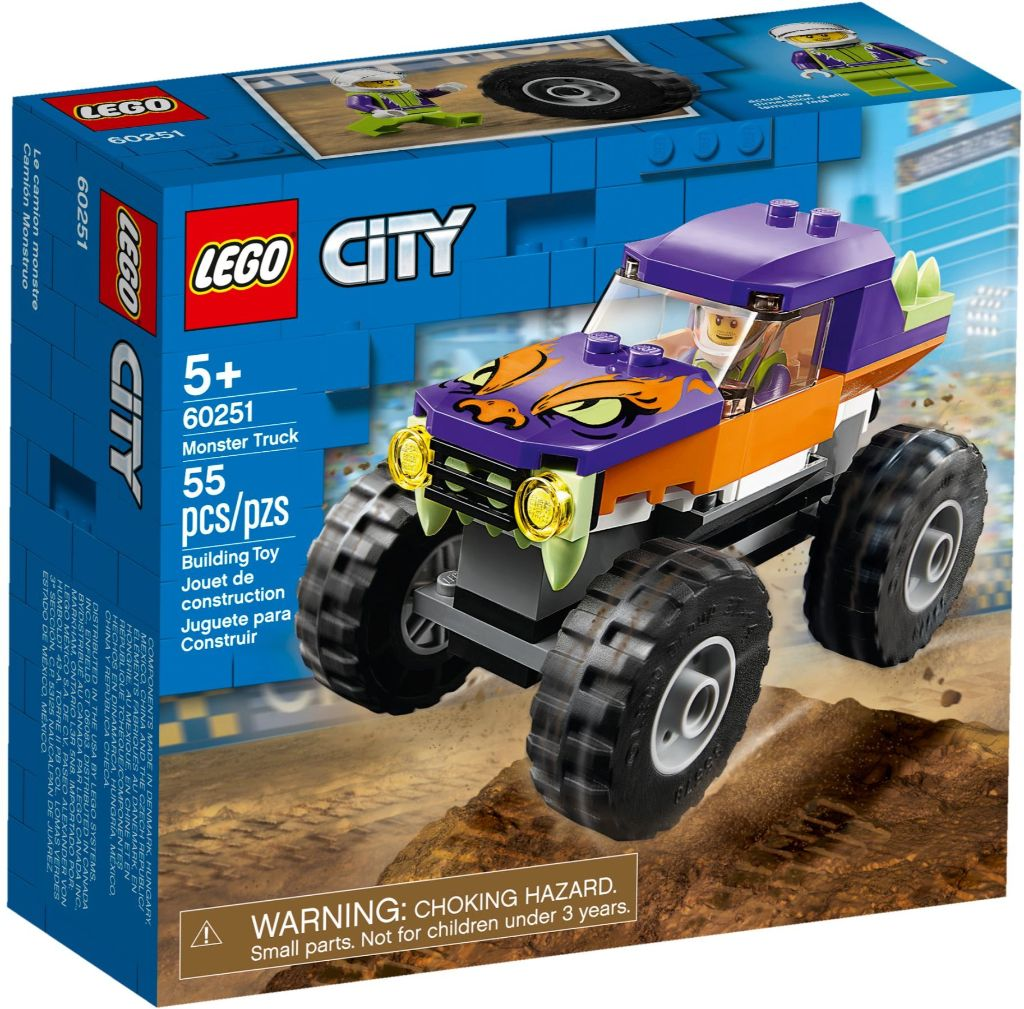 LEGO City 60251 Monster Truck 2