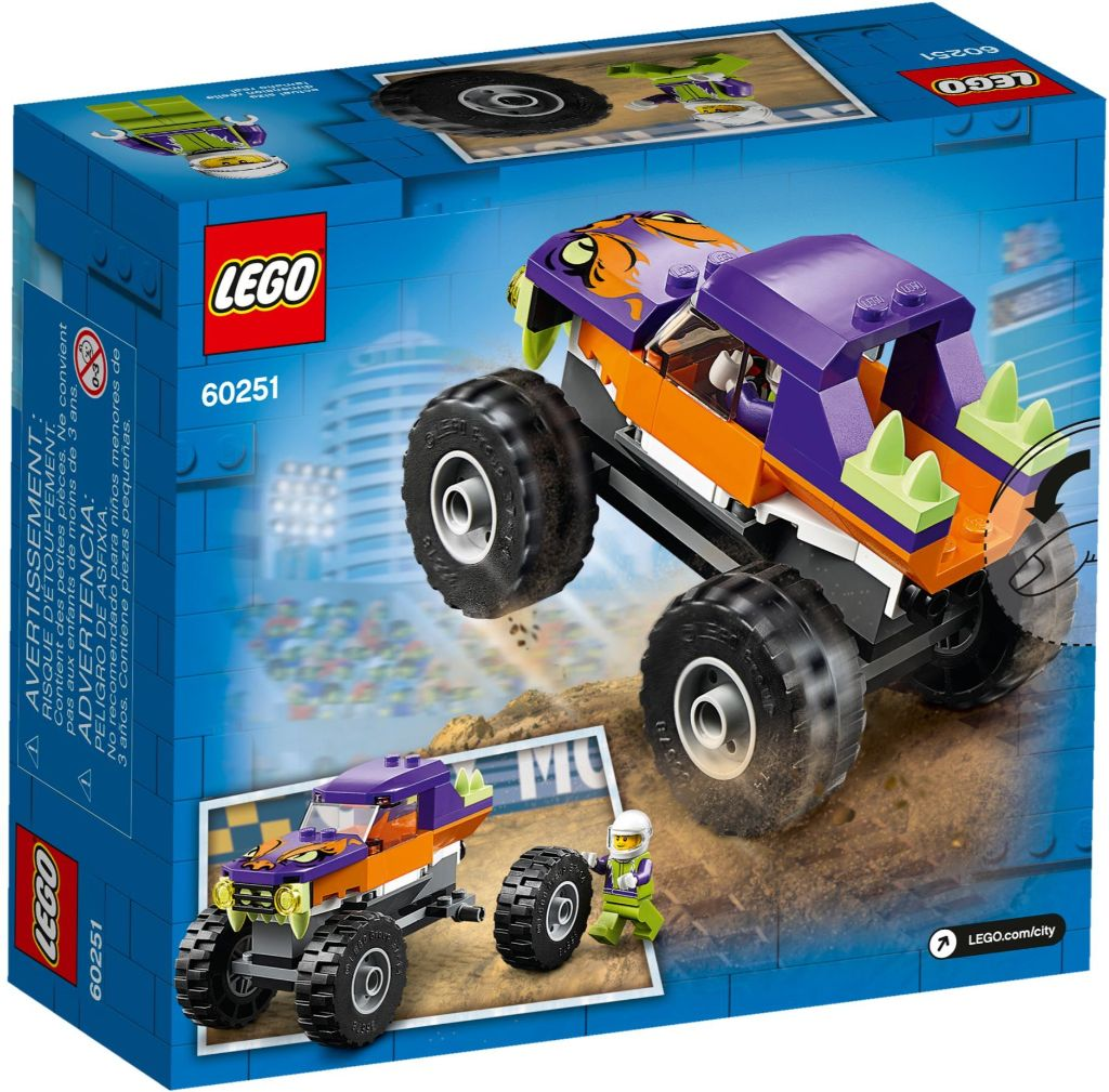 LEGO City 60251 Monster Truck 4