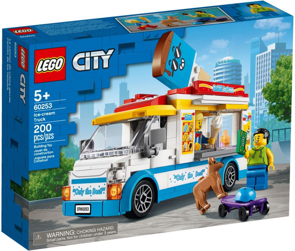 LEGO City 60253 Ice Cream Truck 1